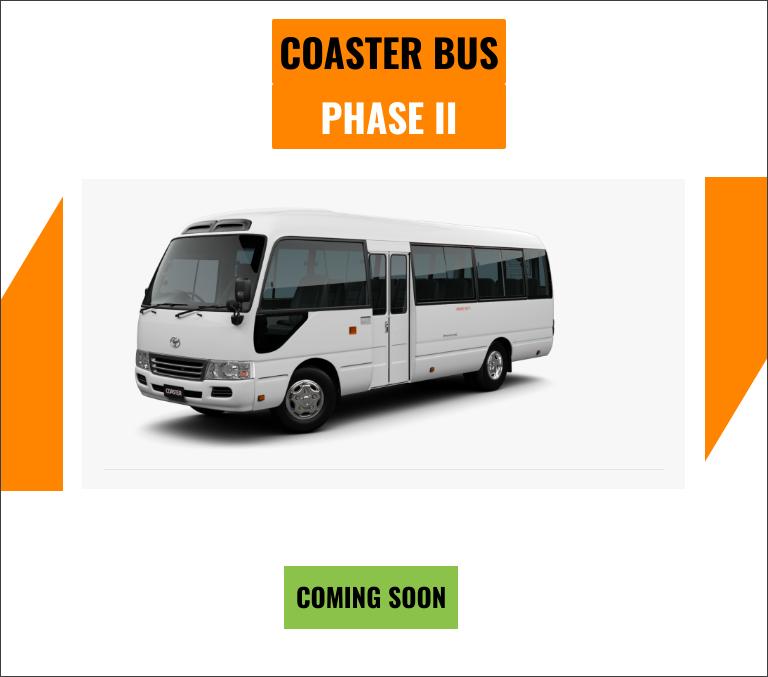 2-COASTER-BUS